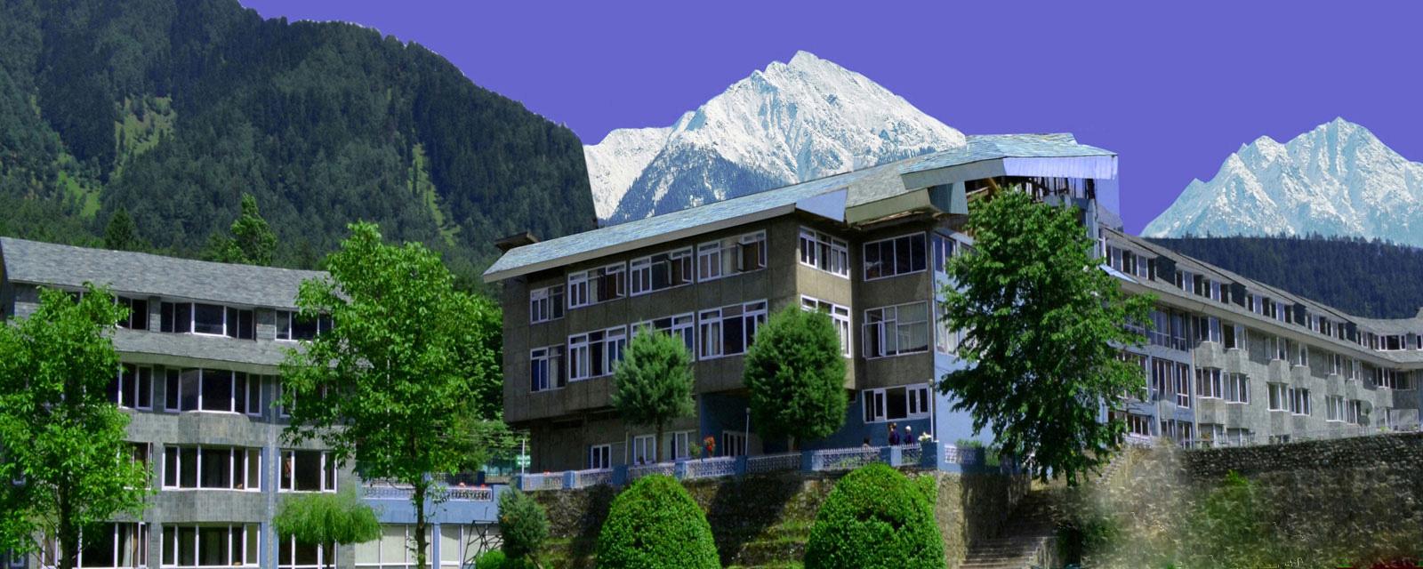 Hotel Woodstock, Pahalgam, Kashmir, India